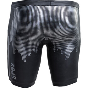 Colting Wetsuits SP02 Schwimmhose black/silver